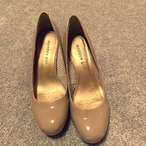 Madden Girl Heels, Size 6.5